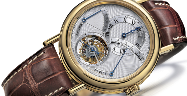Breguet Tourbillion Movement