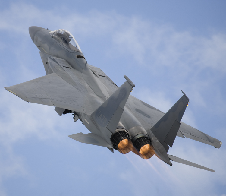 F15 C Eagle Avalon Air Show